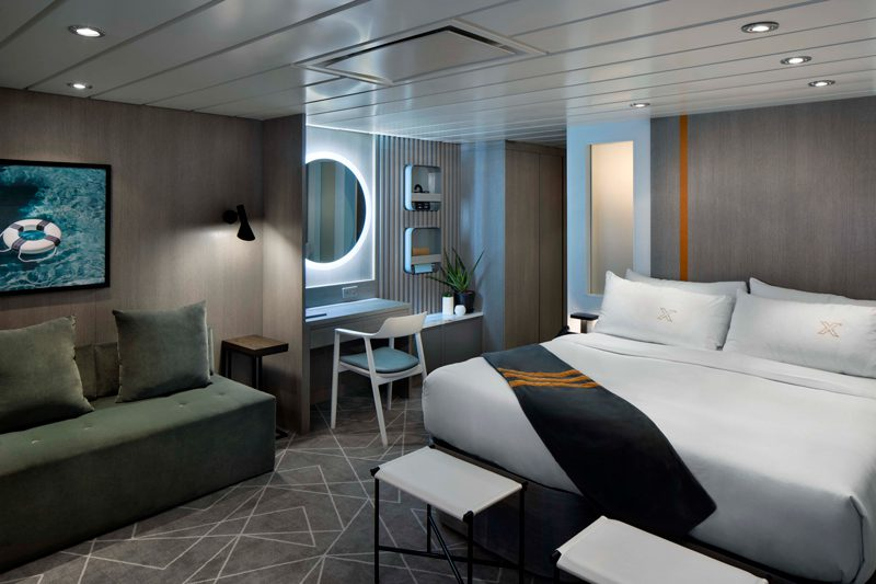 Kelly Hoppen learned how to design for small spaces when she made her foray into the cruise industry